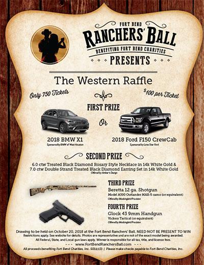 The Western Raffle
